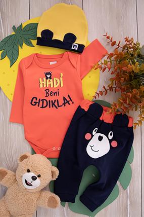 Erkek Bebek Badili Takım - 15282-032751