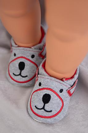 Bebek Köpekli Patik - 553-081002