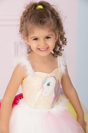 Kız Çocuk Gelinlik - 286-117085