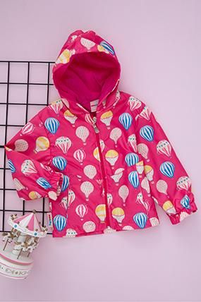 Kız Çocuk Yağmurluk - 2095 (1-4 Yaş)-273104