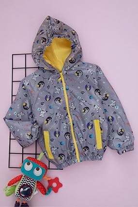 Erkek Çocuk Yağmurluk - 0613 (4-6 Yaş)-404157