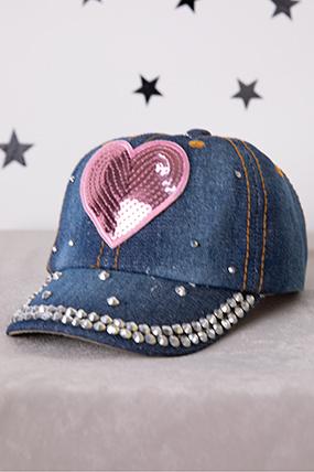 Kız Çocuk Şapka - Y9150-1-412541