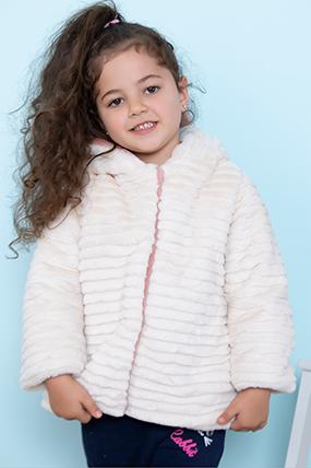 Kız Çocuk Mont - 20839 (2-5 Yaş)-421418