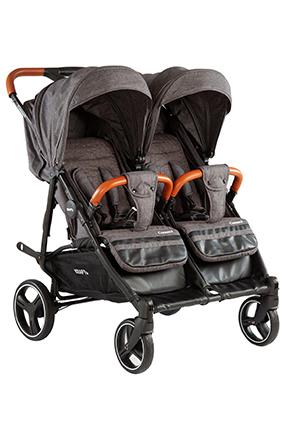 Kraft Connect İkiz Yanyana Bebek Arabası Yd333-682205