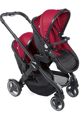 Chicco Fully İkiz Bebek Arabası-695075
