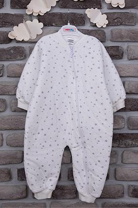 Çocuk Yıldızlı Uyku Tulumu - 10585 (1-3 Yaş)-792683