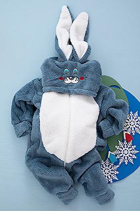 Çocuk Tavşan Tulum - 5133 (1-3 Yaş)-824035