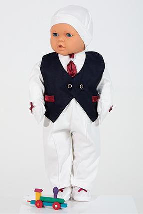 Erkek Bebek Mevlüt Takımı - 211-964023