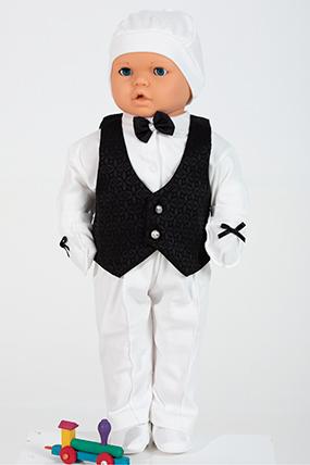 Erkek Bebek Mevlüt Takımı - 228 (0-6 Ay)-964149