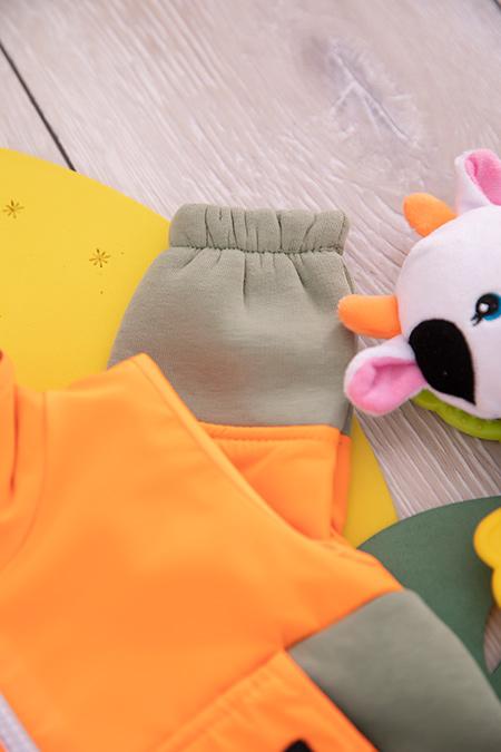 Bebek Baskılı Takım - 4020 (3-9 Ay)_